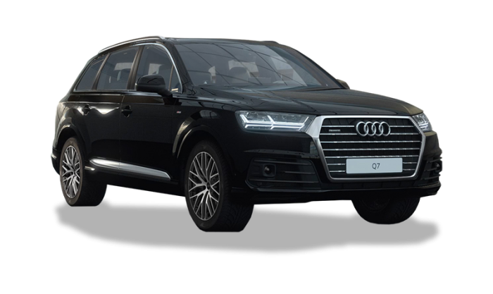 """Up to 3 passengers True concentrate of innovation and high technology, this premium SUV succeeds in combining luxury and """"princely comfort"""", as Audi underlines. A true invitation to travel."""